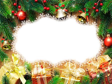 Новогодняя рамка ВолшебнЫй Новый год